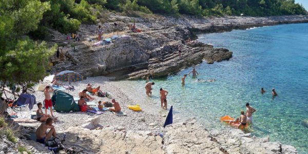 Mare dell'Istria in Croazia
