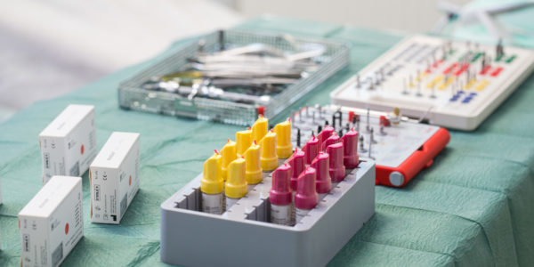 Materials for dental implantology in Croatia