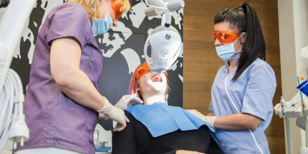 Teeth whitening in Croatia