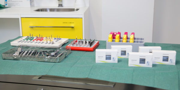 Dental implantology tools in Croatia